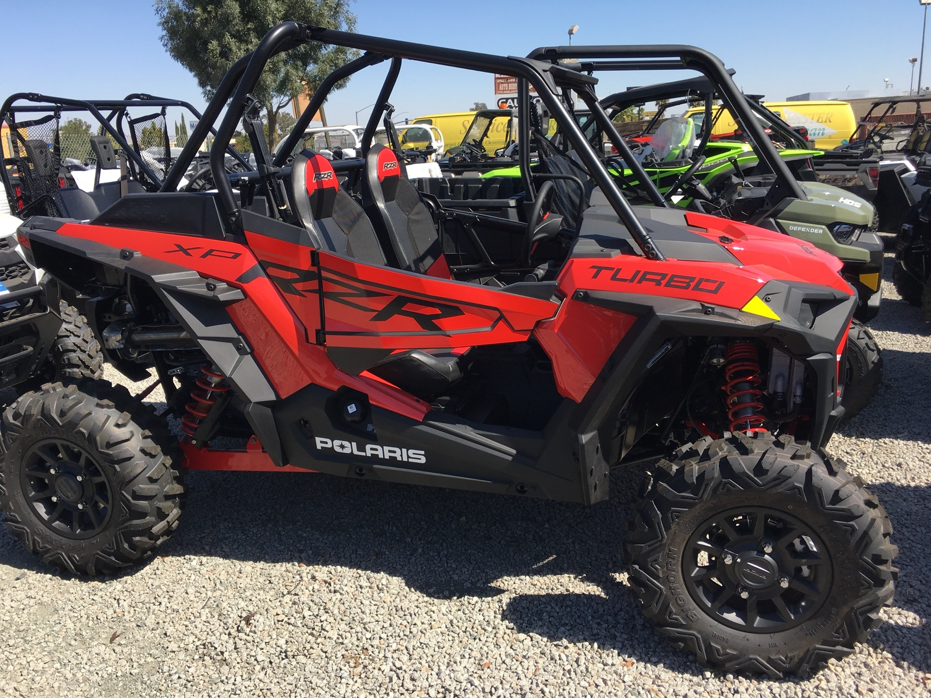 2020 Polaris RZR XP Turbo in Paso Robles, California - Photo 1