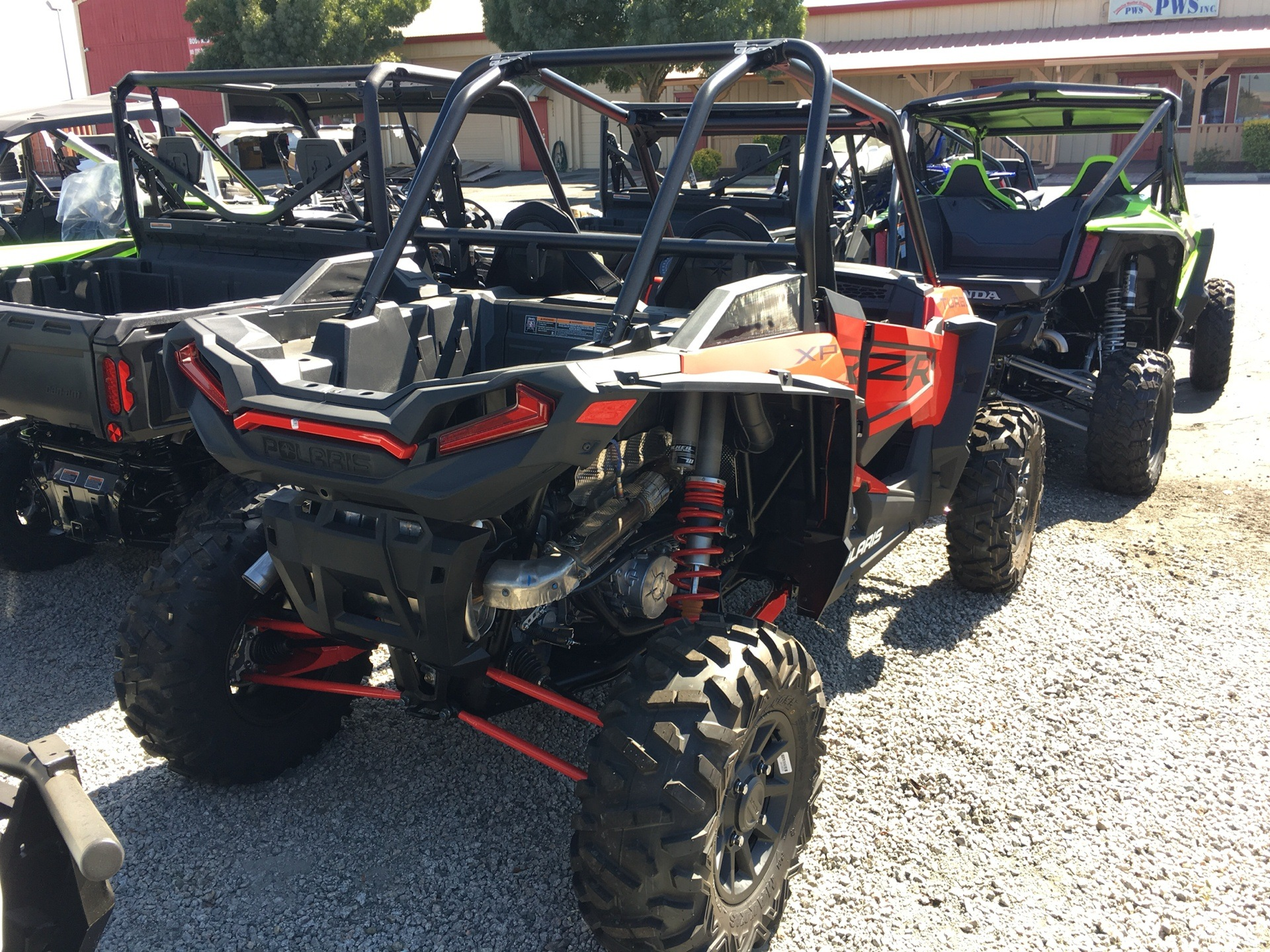 2020 Polaris RZR XP Turbo in Paso Robles, California - Photo 3