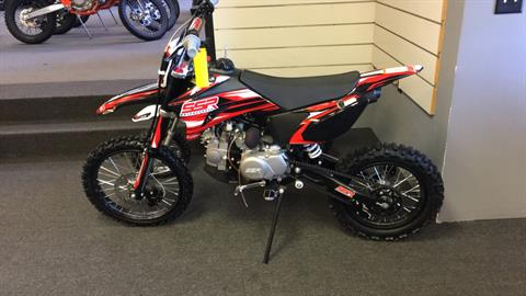 2019 SSR Motorsports SR125TR - BW in Paso Robles, California - Photo 1