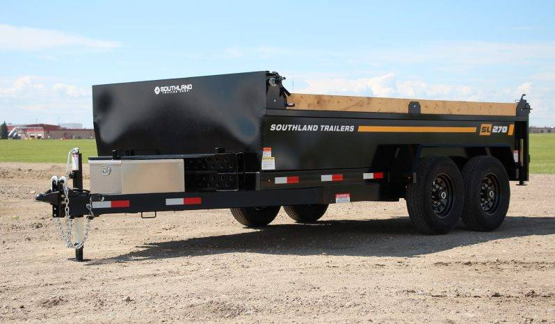 2021 SOUTHLAND TRAILER CORP SL714-14K DUMP in Paso Robles, California - Photo 2