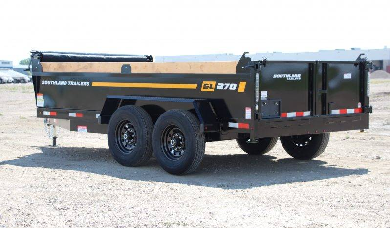 2021 SOUTHLAND TRAILER CORP SL714-14K DUMP in Paso Robles, California - Photo 3