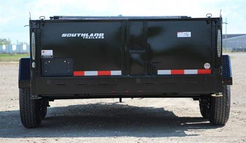 2021 SOUTHLAND TRAILER CORP SL714-14K DUMP in Paso Robles, California - Photo 4