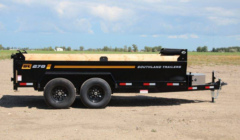 2021 SOUTHLAND TRAILER CORP SL714-14K DUMP in Paso Robles, California - Photo 5