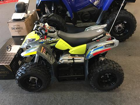 2019 Polaris Outlaw 50 in Paso Robles, California - Photo 1