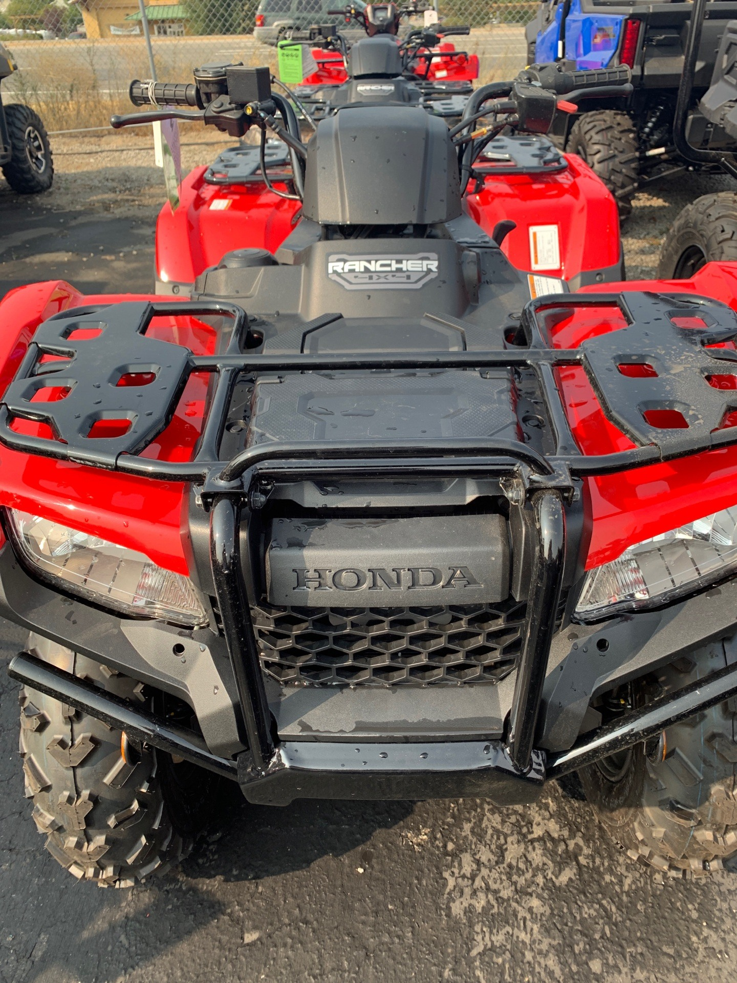 2021 Honda FourTrax Rancher 4x4 in Paso Robles, California - Photo 1