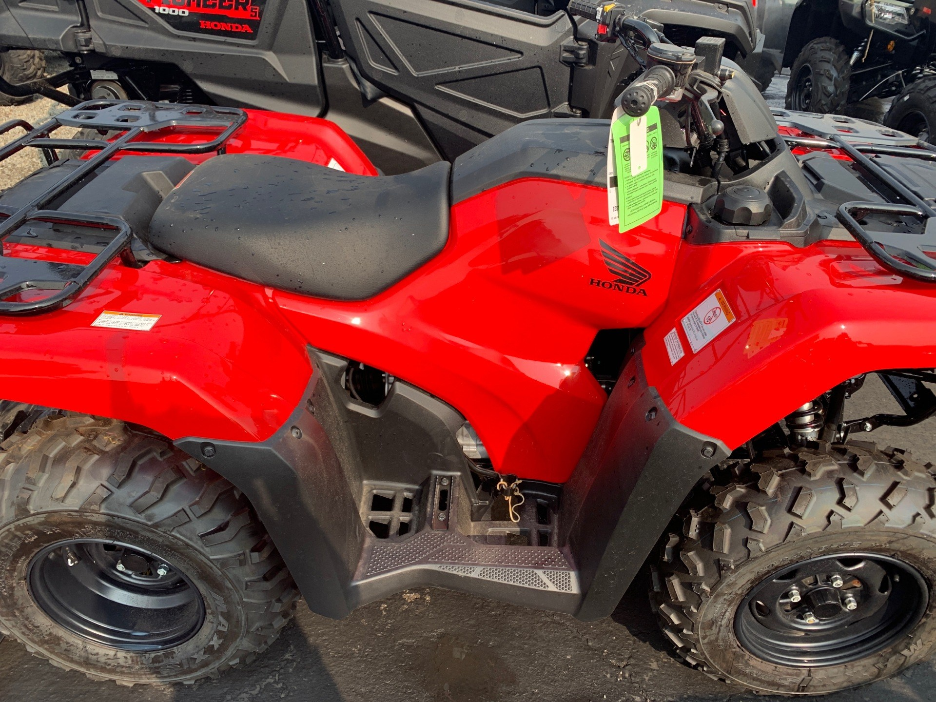 2021 Honda FourTrax Rancher 4x4 in Paso Robles, California - Photo 3