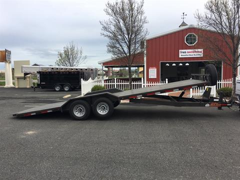 "2018 MAXXD TRAILERS 24' 6"" CHANNEL POWER TILT in Paso Robles, California"