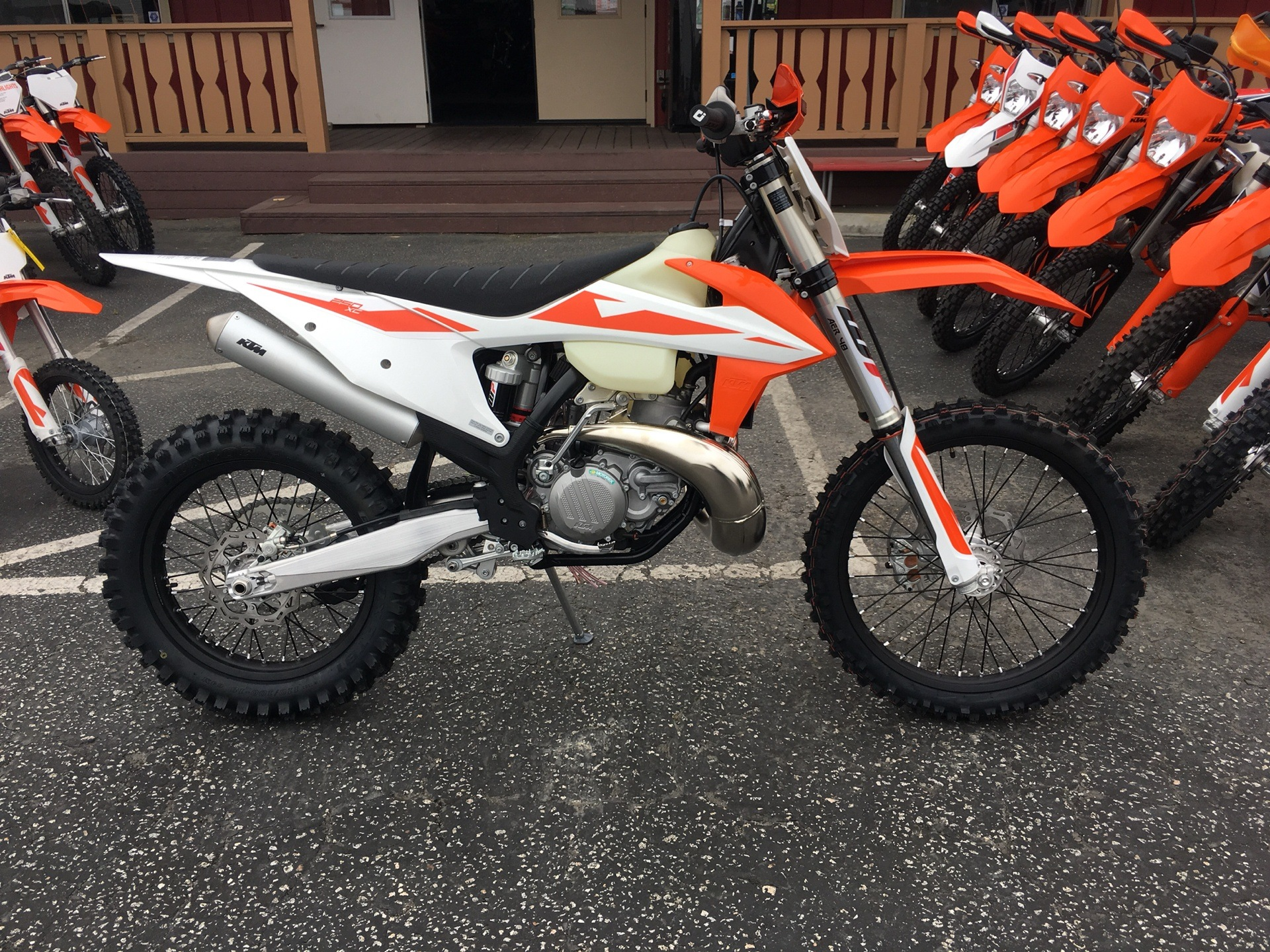 2019 KTM 250 XC in Paso Robles, California - Photo 1