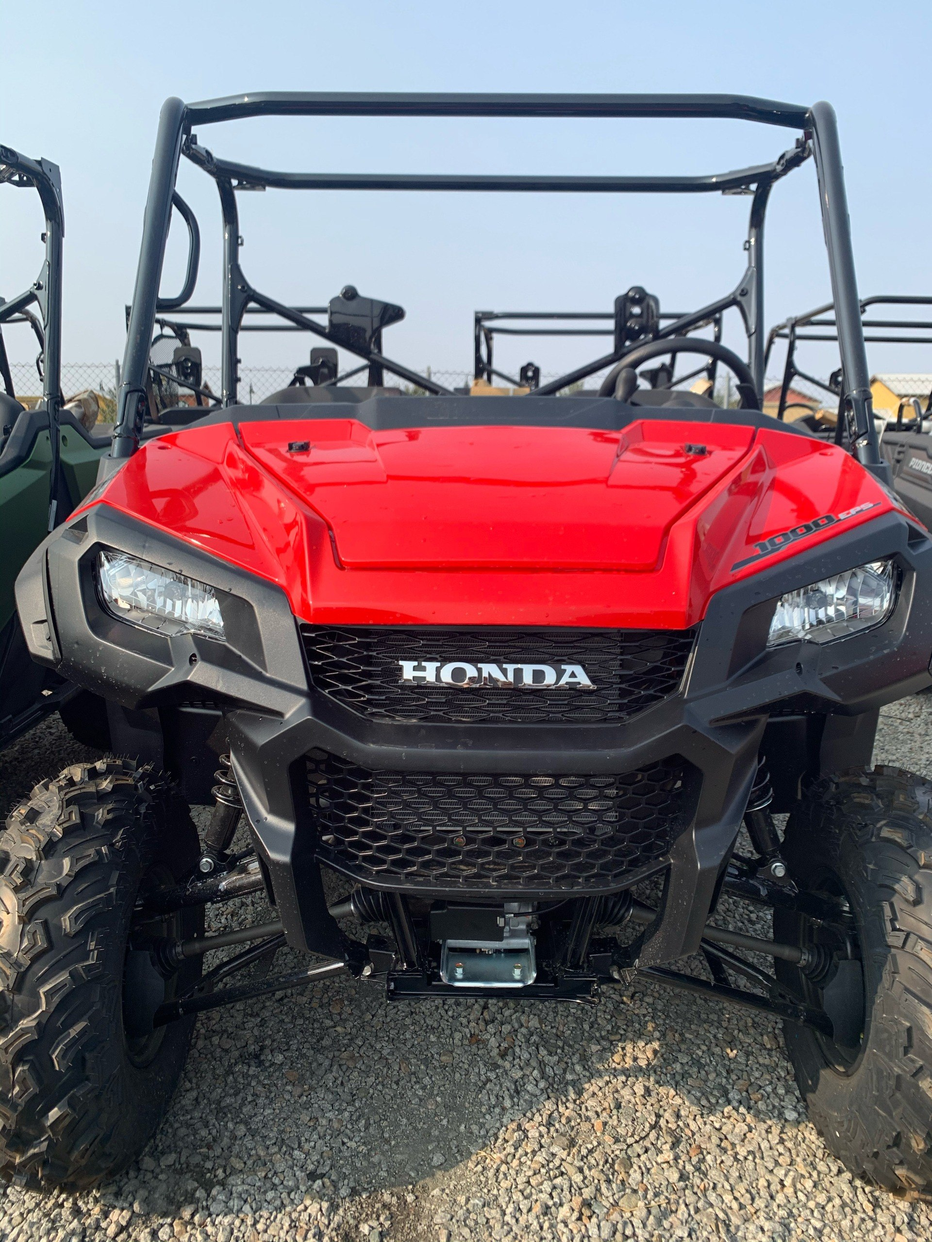 2021 Honda Pioneer 1000 in Paso Robles, California - Photo 1