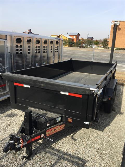2017 MAXXD TRAILERS MAXXD 7X14 HD DUMP in Paso Robles, California
