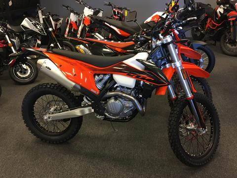 2020 KTM 500 EXC-F in Paso Robles, California - Photo 1