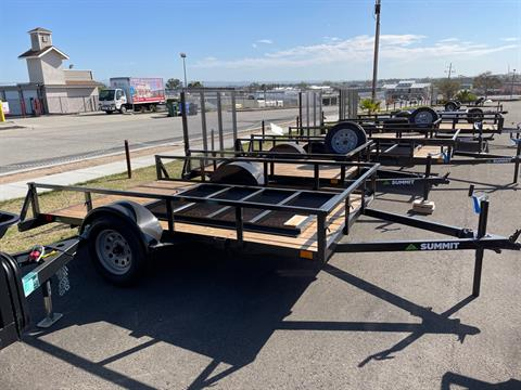 2021 SUMMIT TRAILER MFG SA UTILITY in Paso Robles, California - Photo 2