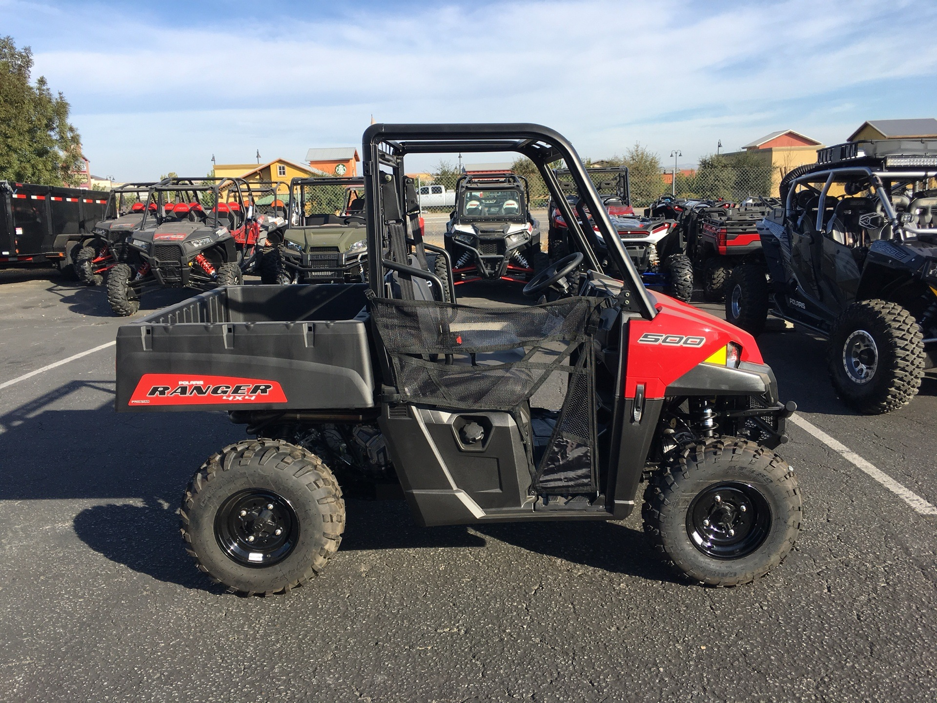 2019 Polaris Ranger 500 for sale 36689