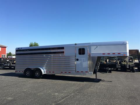 2020 4-STAR TRAILERS 4H  RUNABOUT STOCK COMBO in Paso Robles, California - Photo 2