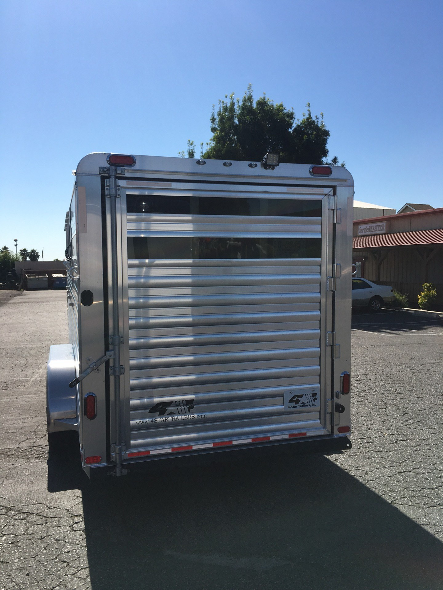 2020 4-STAR TRAILERS 4H  RUNABOUT STOCK COMBO in Paso Robles, California - Photo 8