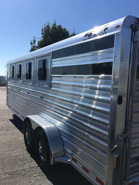 2020 4-STAR TRAILERS 4H  RUNABOUT STOCK COMBO in Paso Robles, California - Photo 7