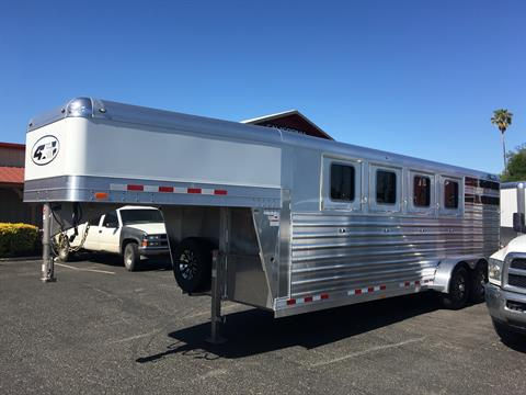2020 4-STAR TRAILERS 4H  RUNABOUT STOCK COMBO in Paso Robles, California - Photo 4