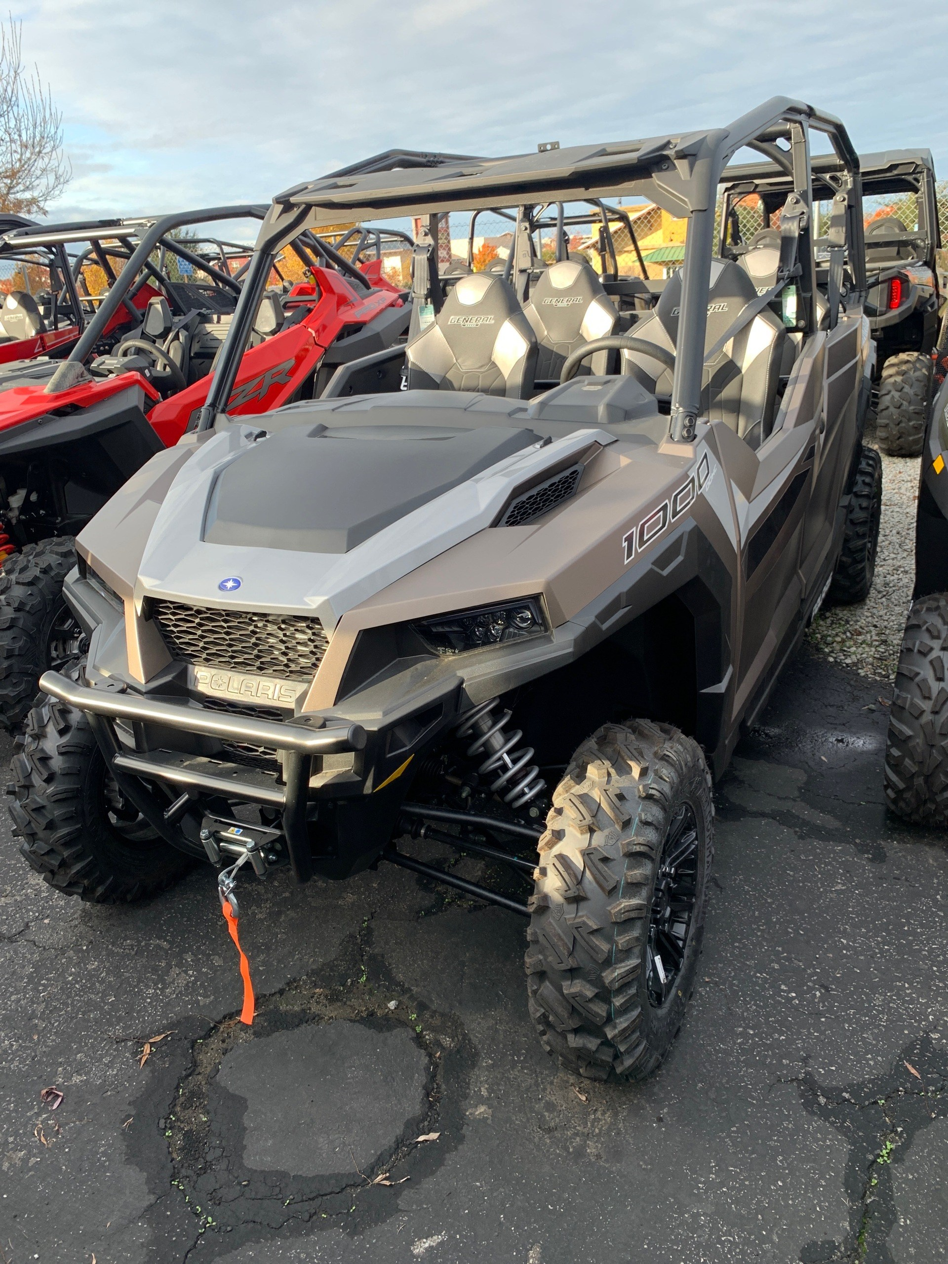 2020 Polaris General 4 1000 in Paso Robles, California - Photo 2