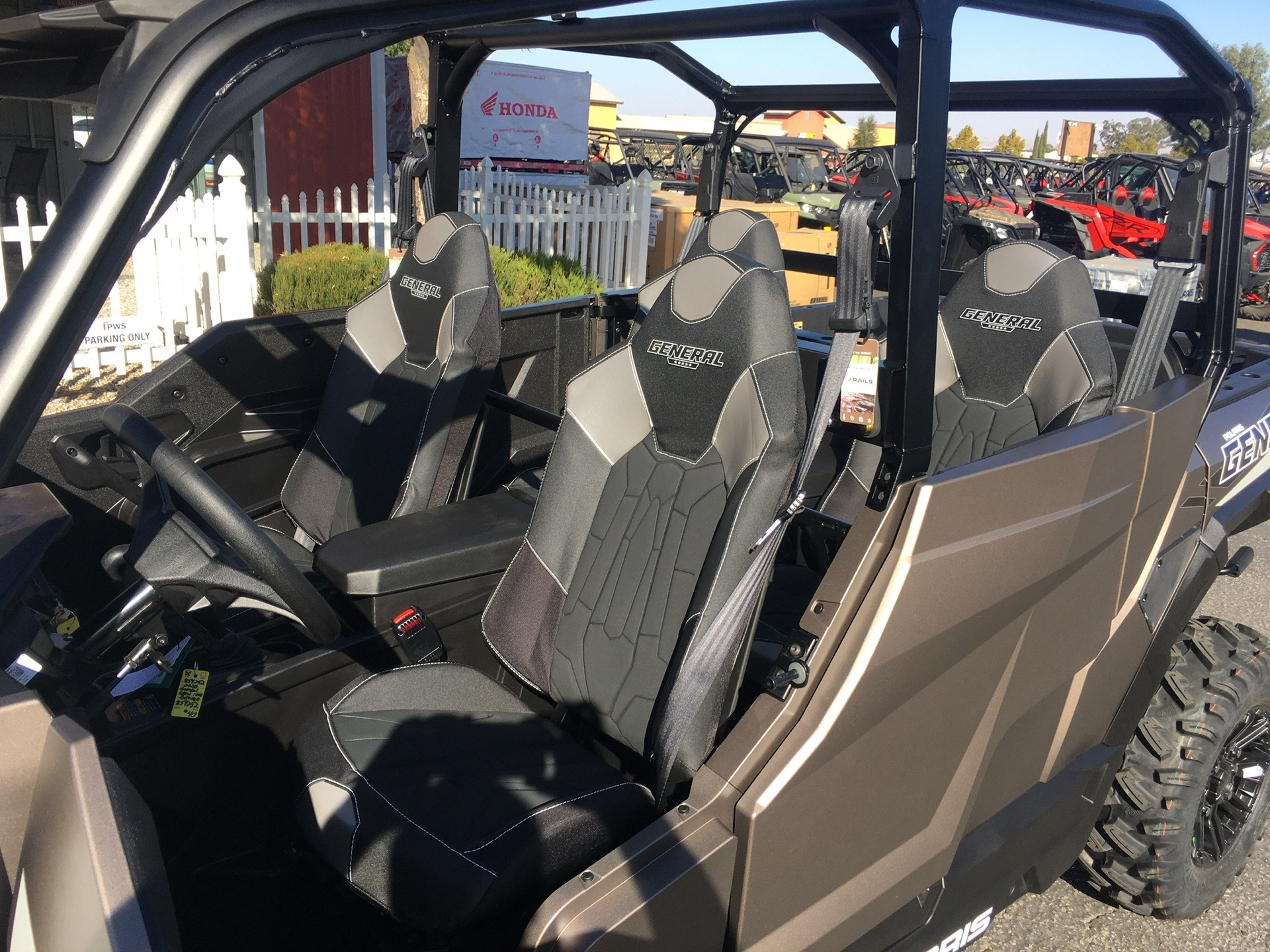 2020 Polaris General 4 1000 in Paso Robles, California - Photo 8