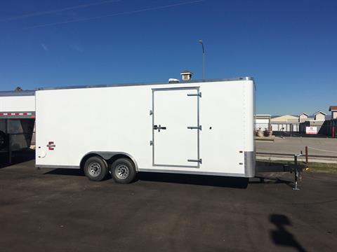2020 Charmac Trailers STEALTH CAR HAULER 20' in Paso Robles, California - Photo 1