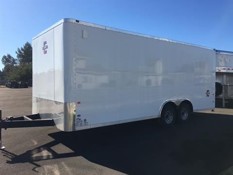 2020 Charmac Trailers STEALTH CAR HAULER 20' in Paso Robles, California - Photo 3