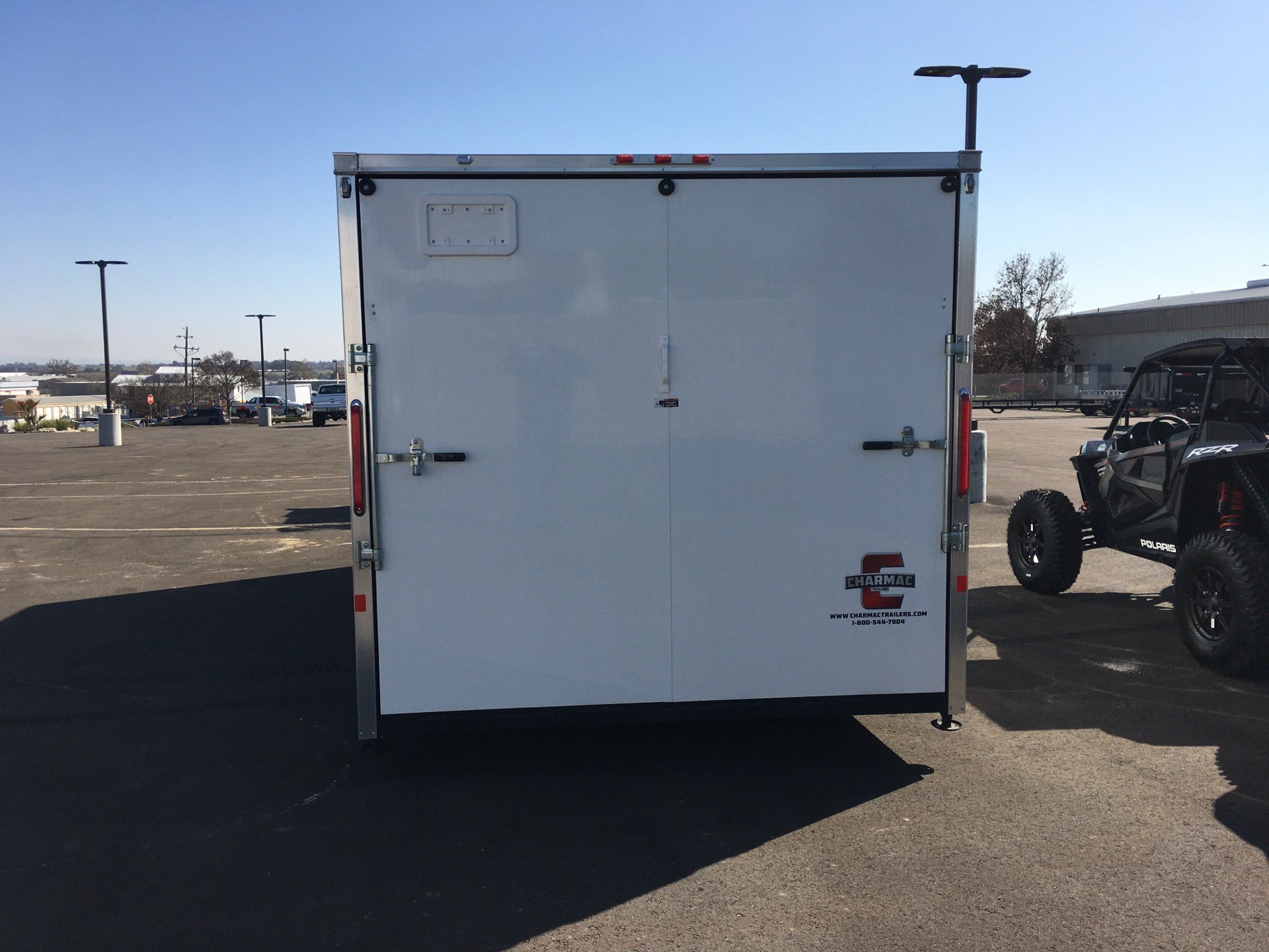 2020 Charmac Trailers STEALTH CAR HAULER 20' in Paso Robles, California - Photo 4