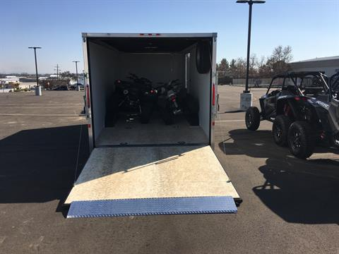 2020 Charmac Trailers STEALTH CAR HAULER 20' in Paso Robles, California - Photo 6