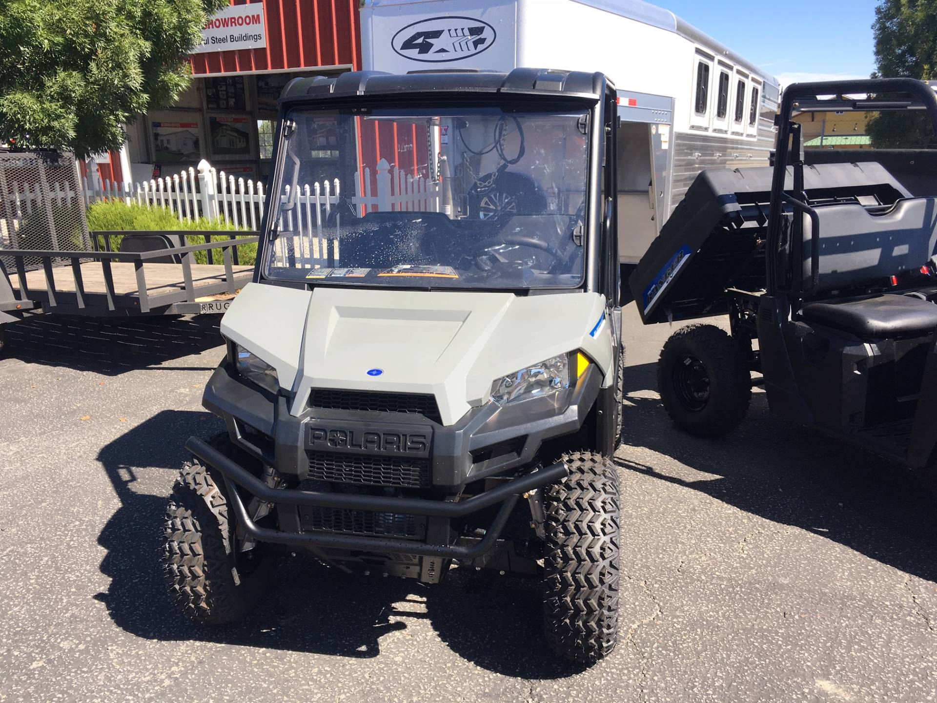 2020 Polaris Ranger EV in Paso Robles, California - Photo 3