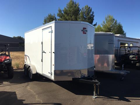2021 Charmac Trailers 14' X 7' ATLAS CARGO TRAILER in Paso Robles, California - Photo 1