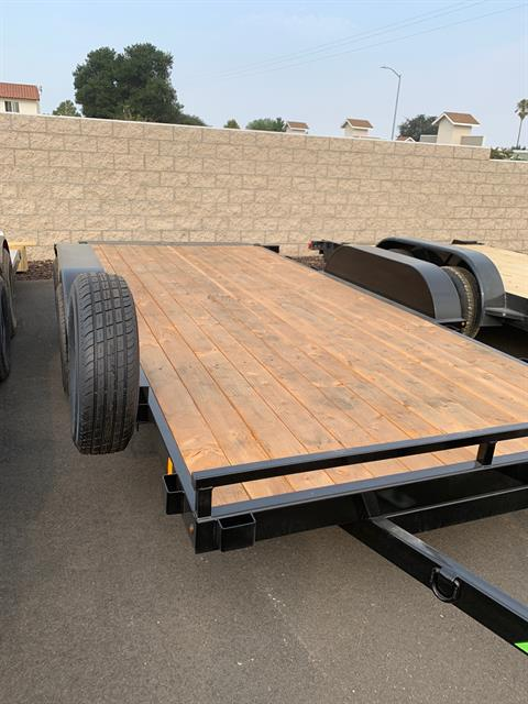 "2021 SUMMIT TRAILER MFG 16' X 83"" TA TILTBED TRAILER in Paso Robles, California - Photo 2"