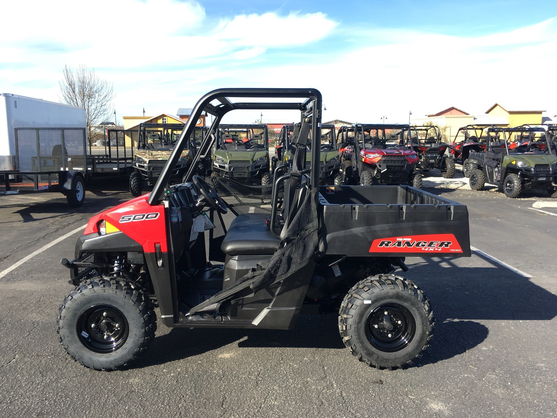 2018 Polaris Ranger 500 for sale 111305
