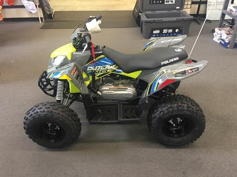 2019 Polaris Outlaw 110 in Paso Robles, California