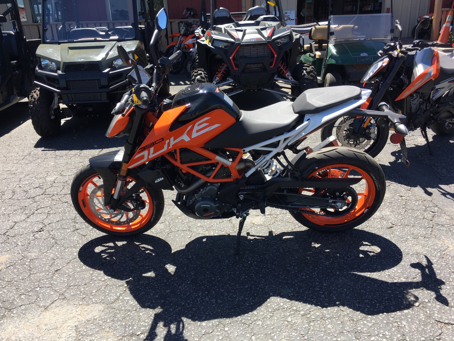2019 KTM 390 Duke in Paso Robles, California - Photo 2