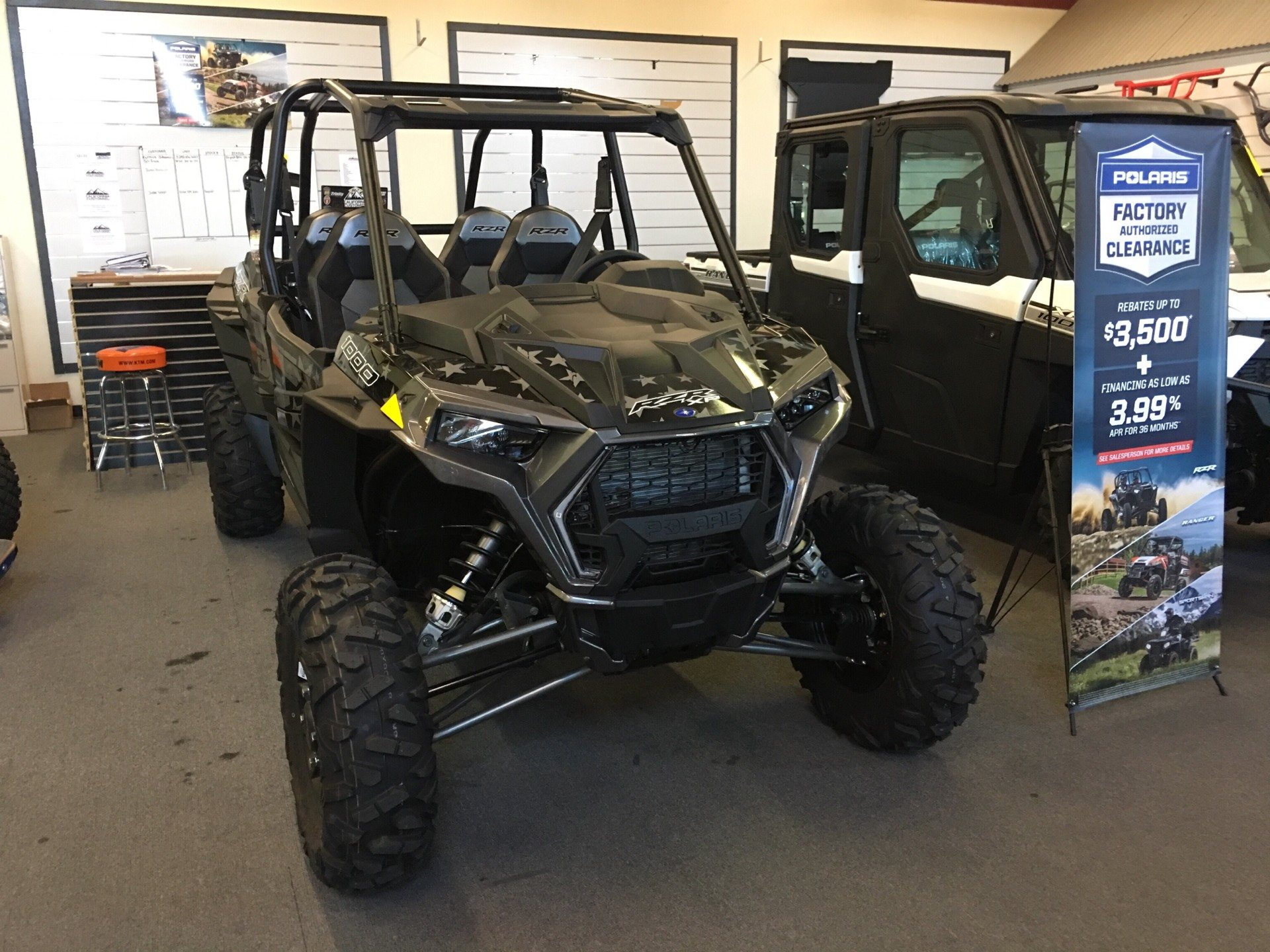2020 Polaris RZR XP 4 1000 Limited Edition in Paso Robles, California - Photo 2