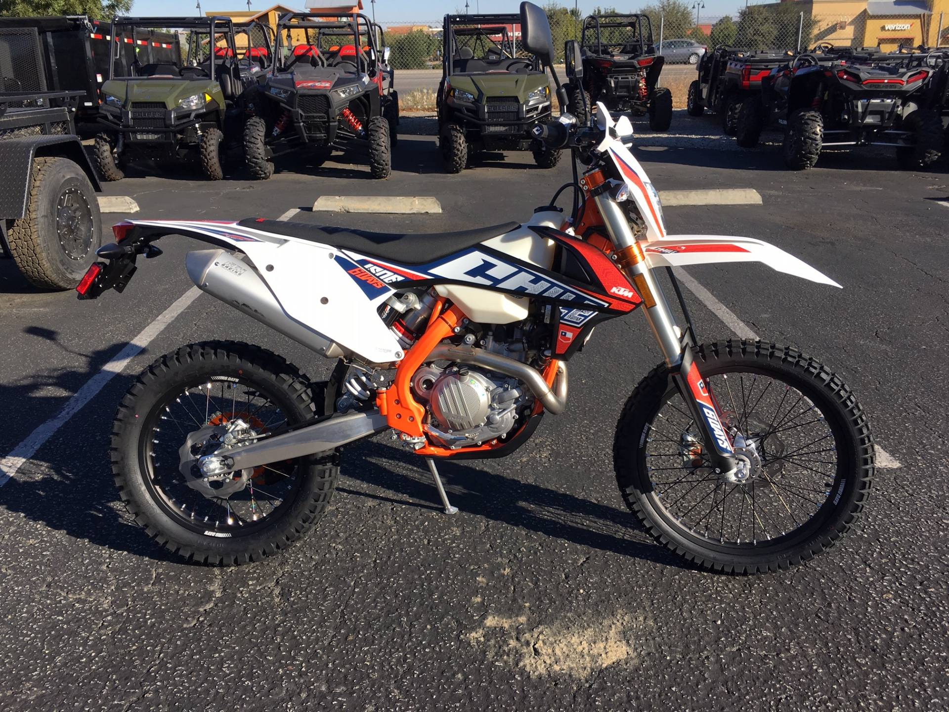 2019 KTM 450 EXC-F Six Days in Paso Robles, California - Photo 1