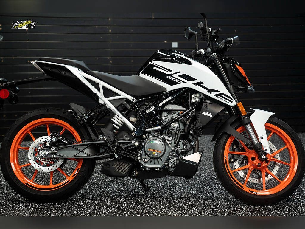 2020 KTM 200 Duke in Paso Robles, California - Photo 2