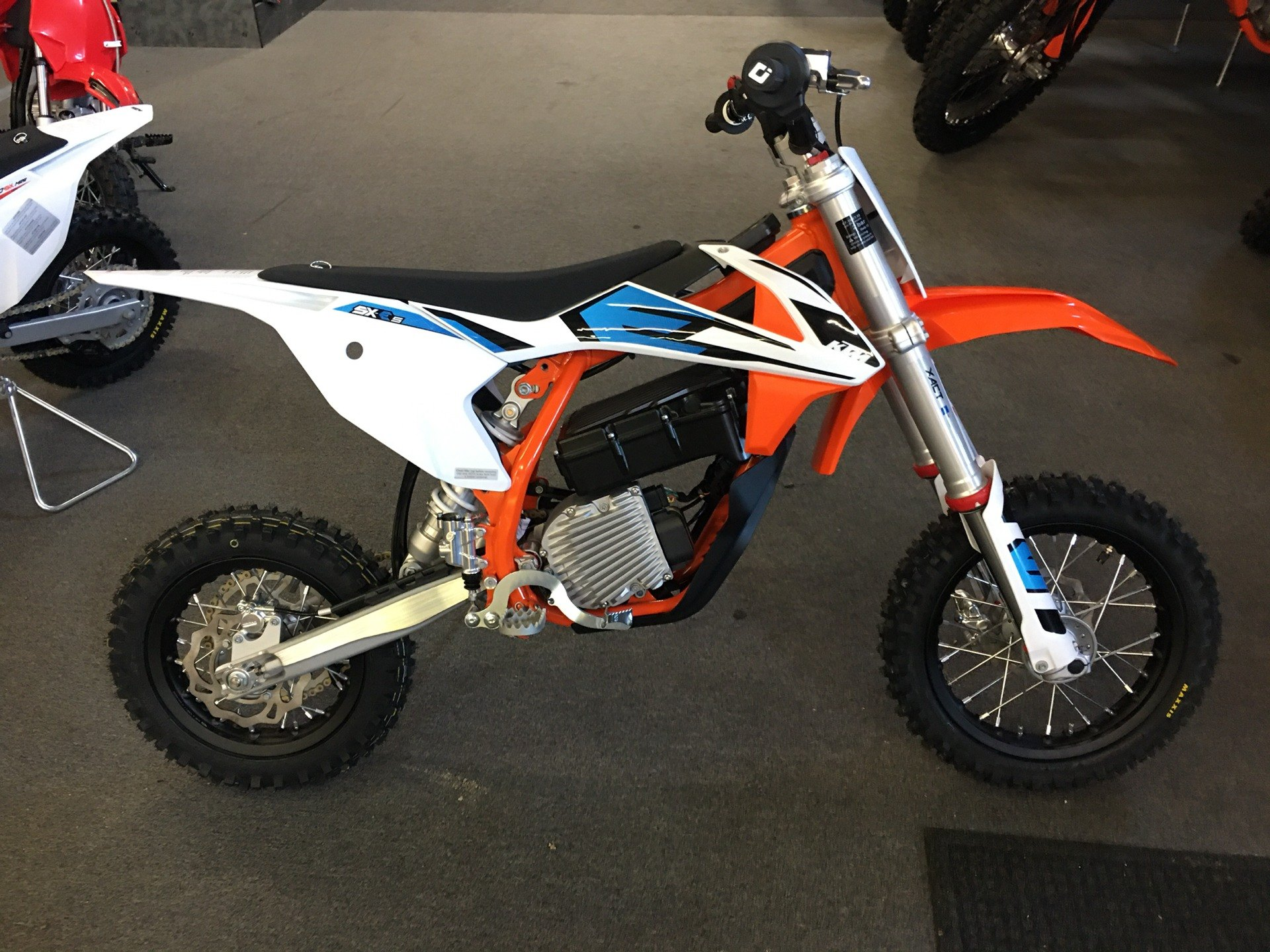 2020 KTM SX-E 5 in Paso Robles, California - Photo 1
