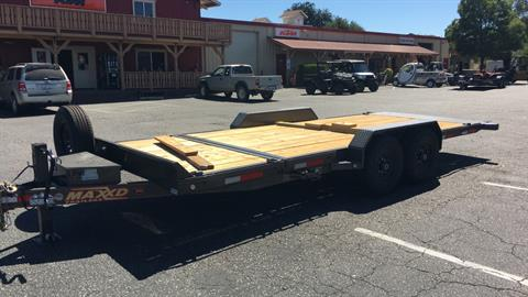 "2019 MAXXD TRAILERS 20' X 83"" 6"" GRAVITY TILT in Paso Robles, California - Photo 4"