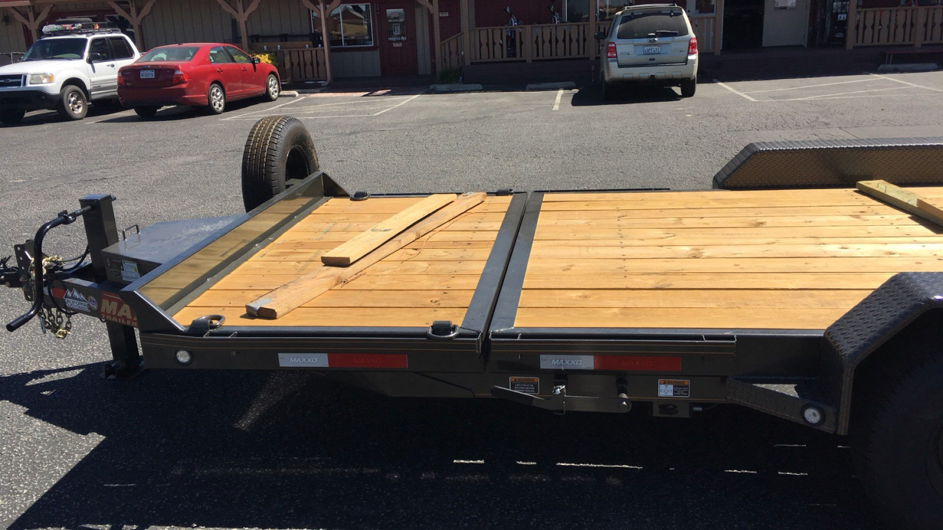 "2019 MAXXD TRAILERS 20' X 83"" 6"" GRAVITY TILT in Paso Robles, California - Photo 6"