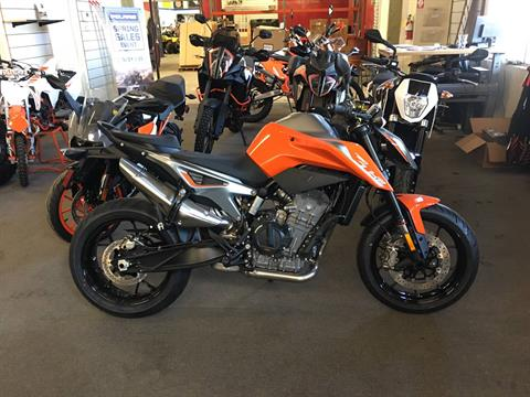 2020 KTM 790 Duke in Paso Robles, California - Photo 1