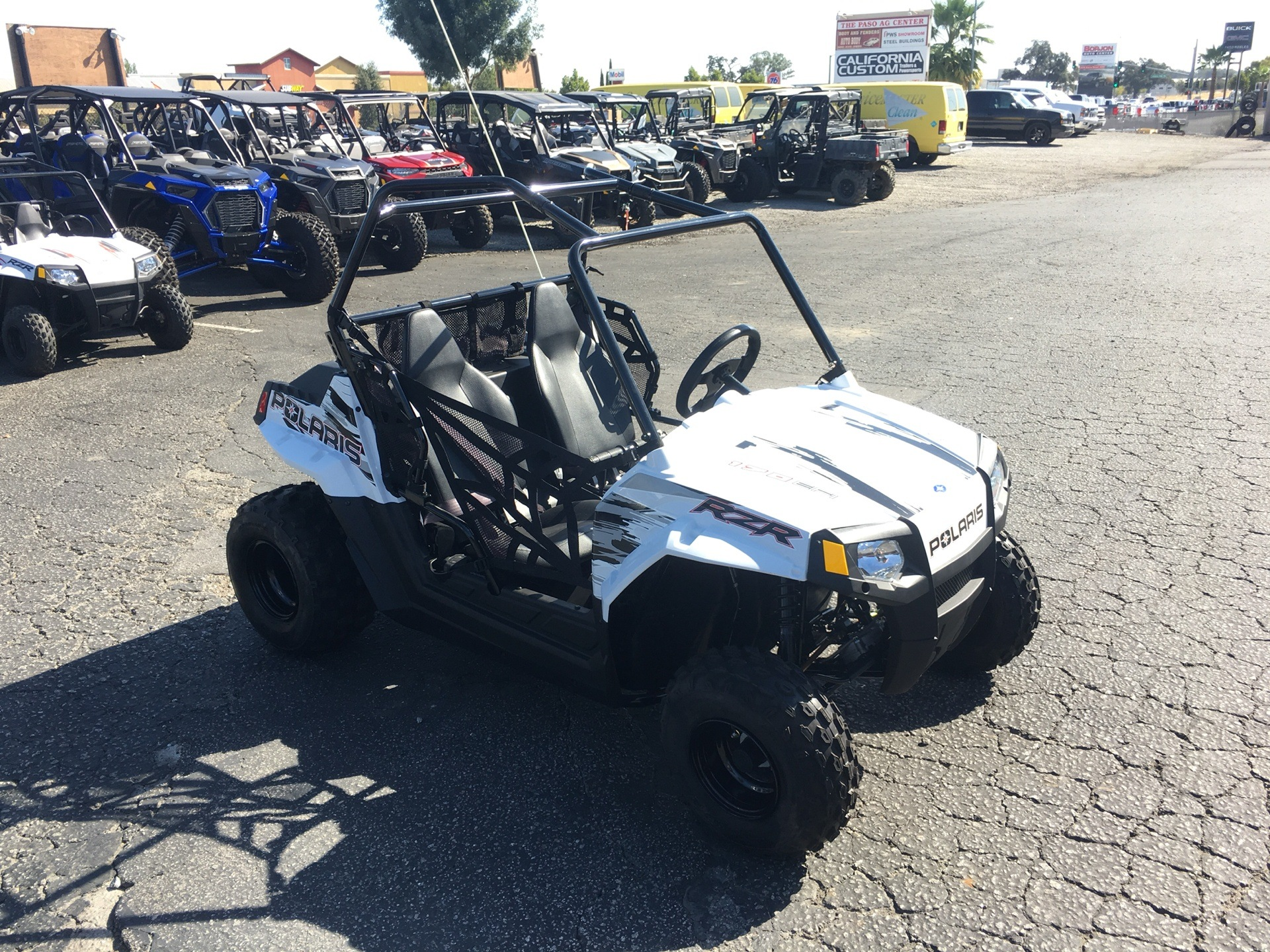 2019 Polaris RZR 170 EFI in Paso Robles, California - Photo 3