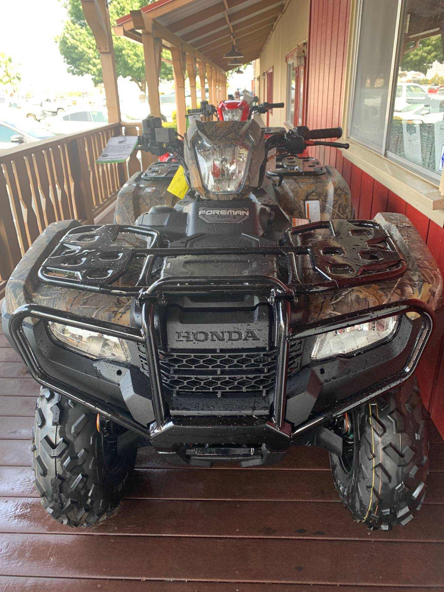 2021 Honda FourTrax Foreman 4x4 in Paso Robles, California - Photo 1