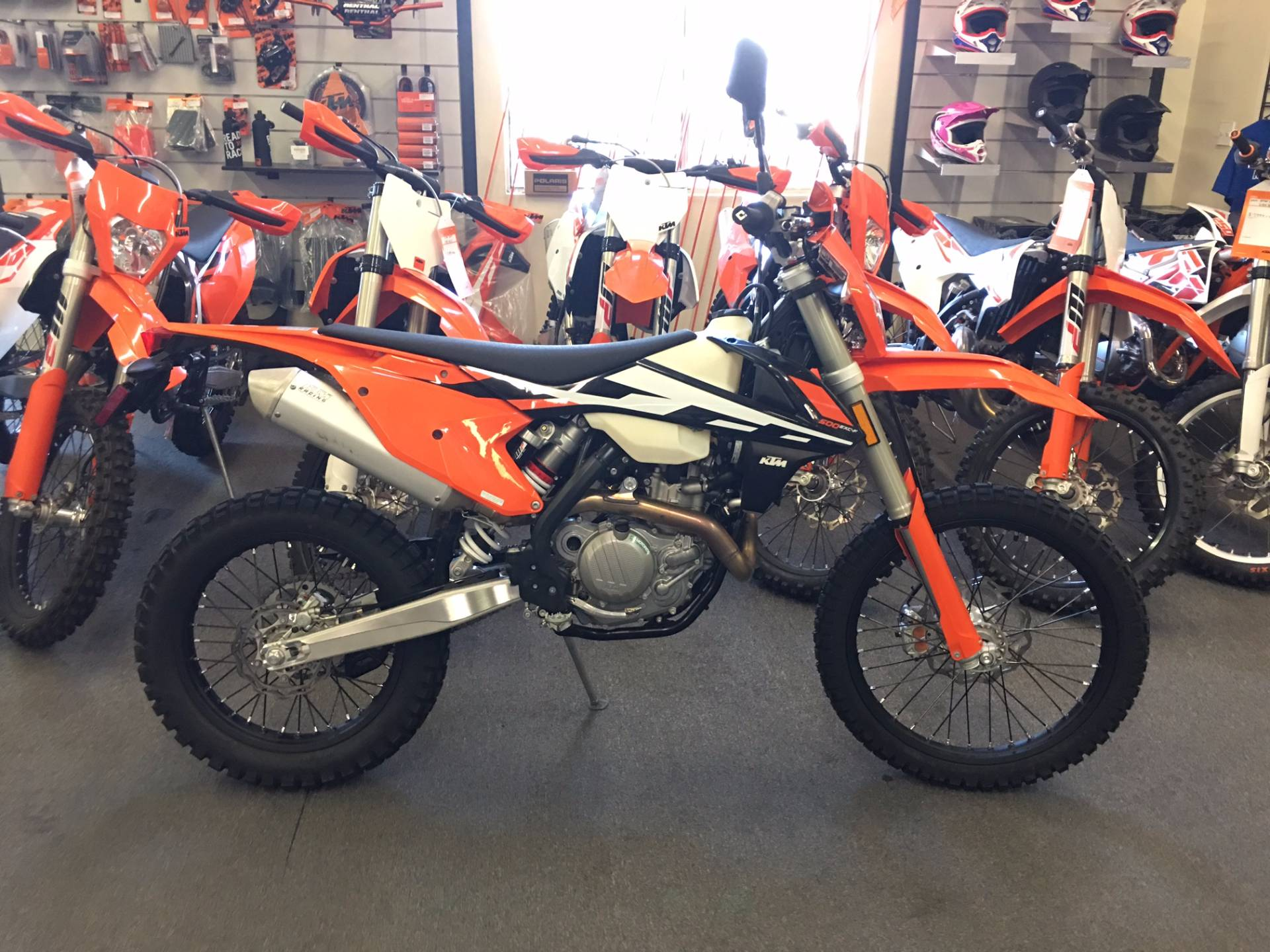 2017 KTM 500 EXC-F for sale 8799