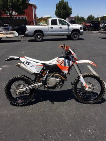2010 KTM 530 EXC Champion's Edition in Paso Robles, California - Photo 1