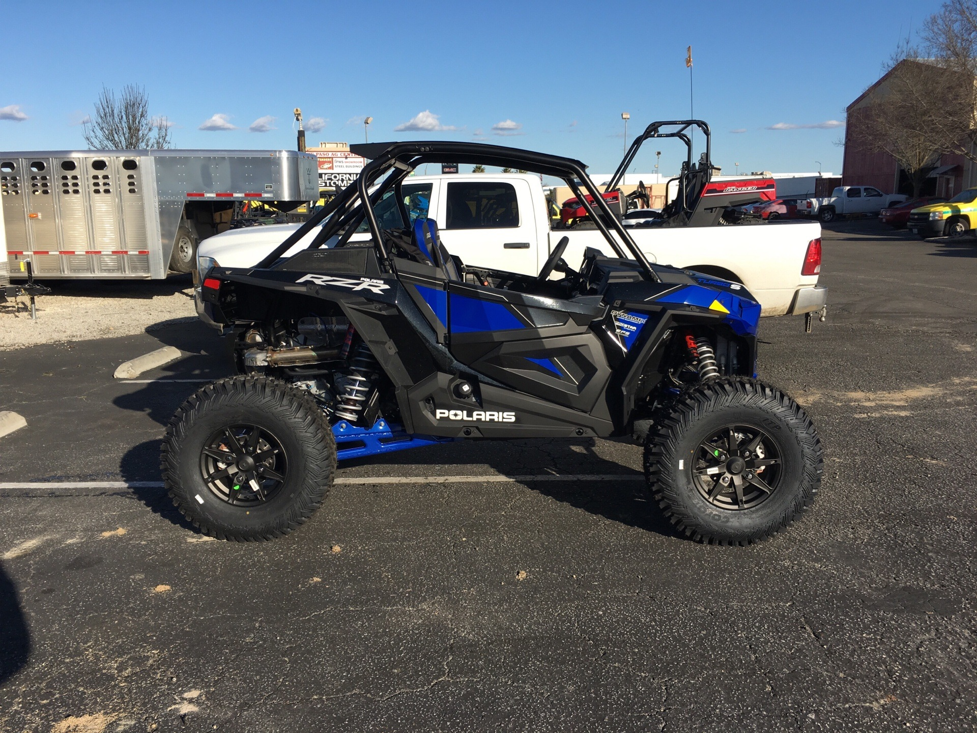 2019 Polaris RZR XP Turbo S in Paso Robles, California