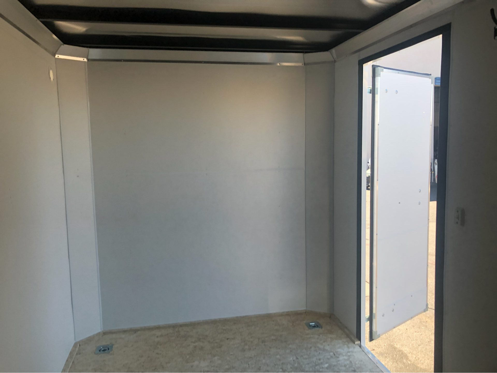 2019 Charmac Trailers 14' X 7' STEALTH CARGO in Elk Grove, California