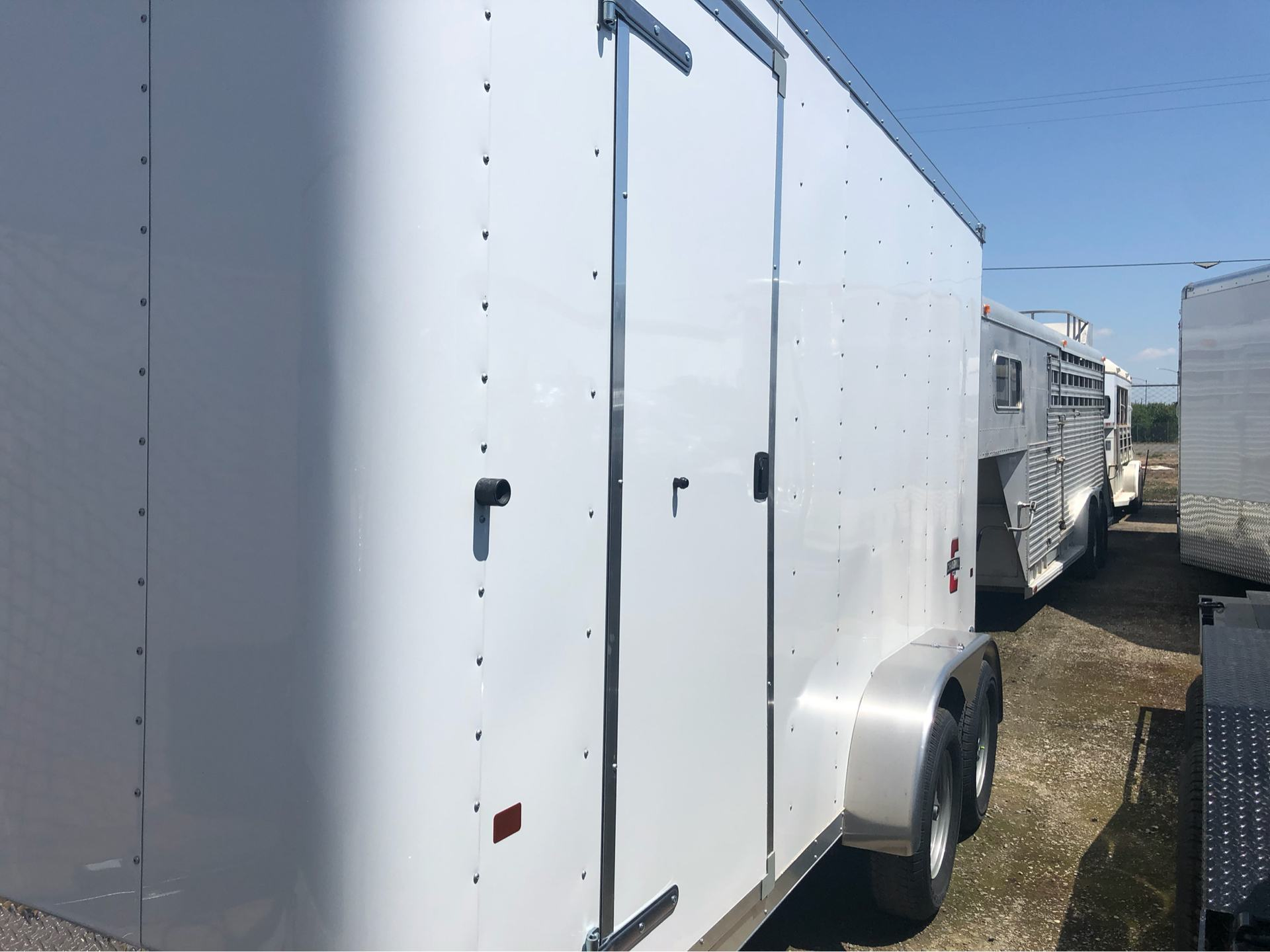 2019 Charmac Trailers 14' X 7' STEALTH CARGO in Elk Grove, California - Photo 4