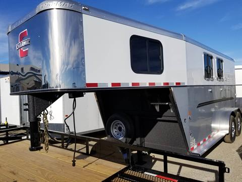 2018 Charmac Trailers OUTLAW 2H GN 7X14.8 in Elk Grove, California
