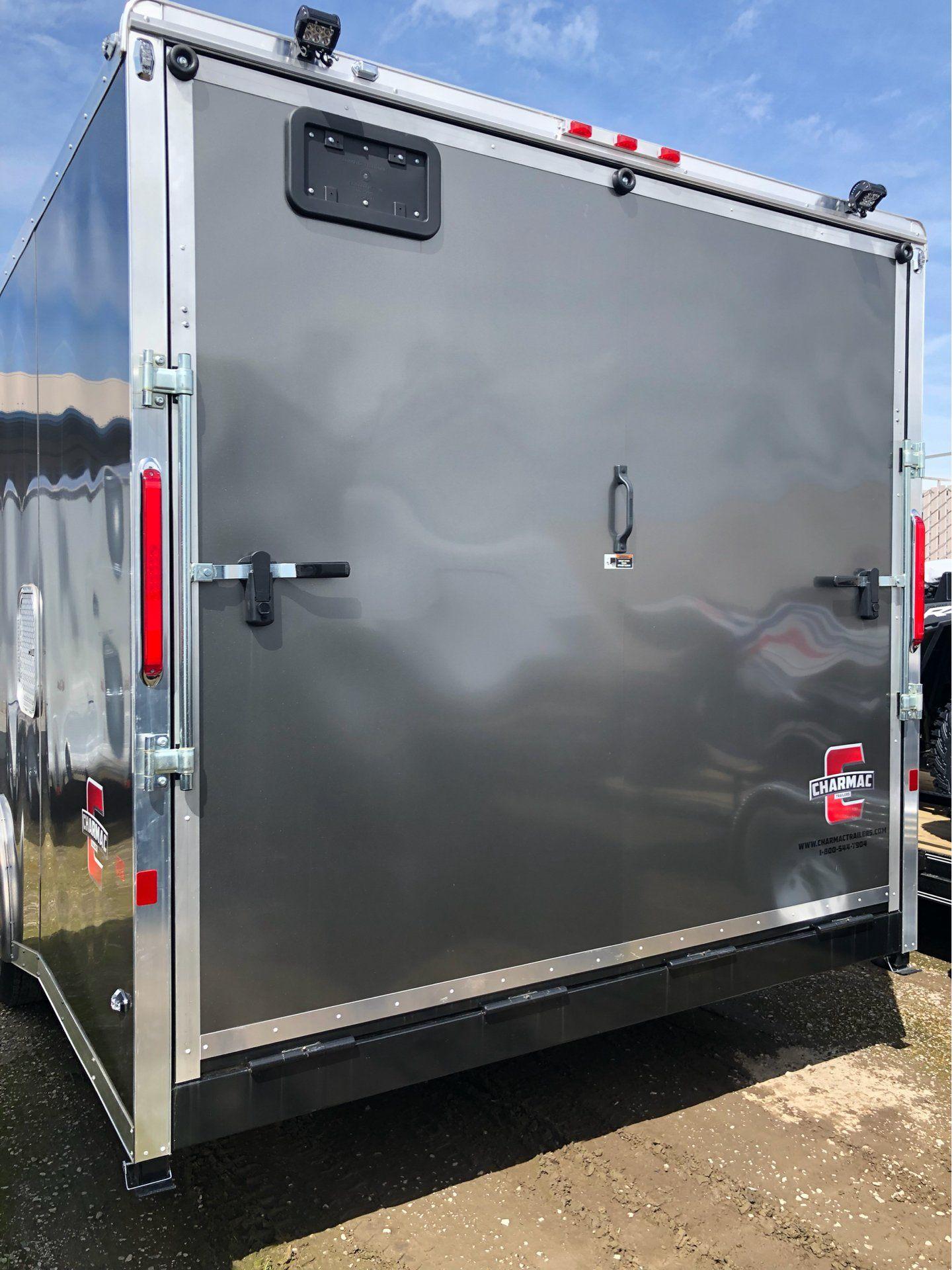 2019 Charmac Trailers 28' TRI SPORT in Elk Grove, California