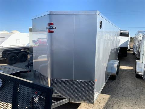 2020 Charmac Trailers 18' x 7' CARGO TRAILER in Elk Grove, California